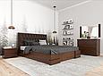 """Ліжко дерев'яна ARBOR DREV """"Регіна"""" 1,6 сосна, фото 2"""