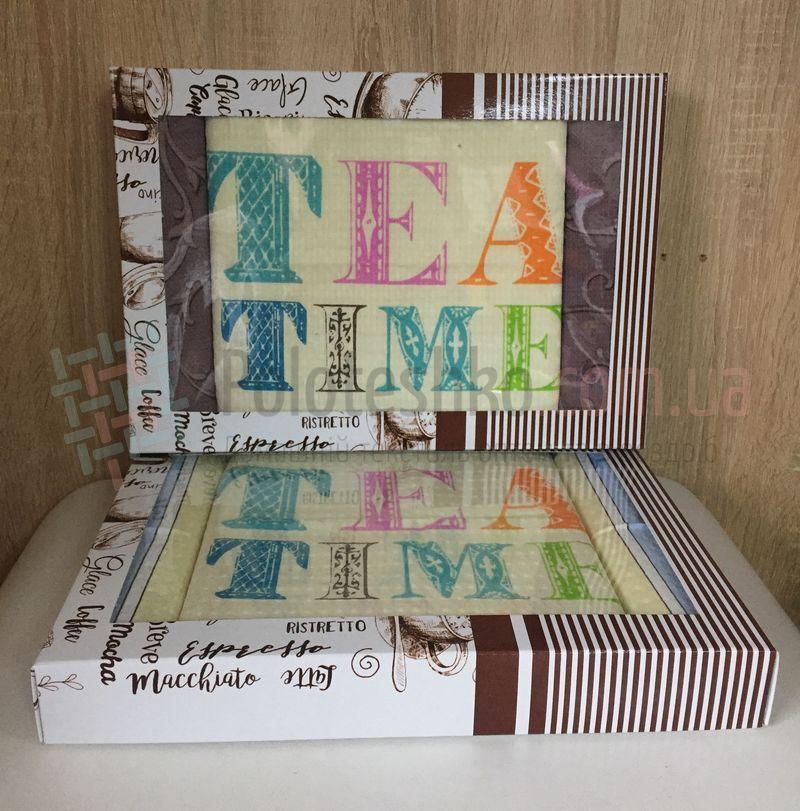 Набор вафельных полотенец Tea Time