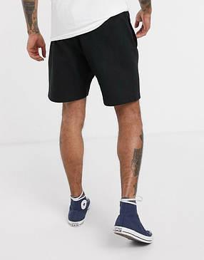 Спортивные мужские шорты New Balance (Нью Беленс) черные, фото 2