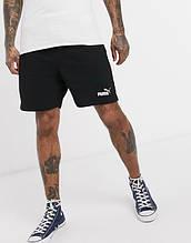 Спортивные мужские шорты Puma (Пума) черные