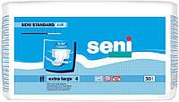 Подгузники для взрослых seni standard air extra large (30 шт.) #S/H