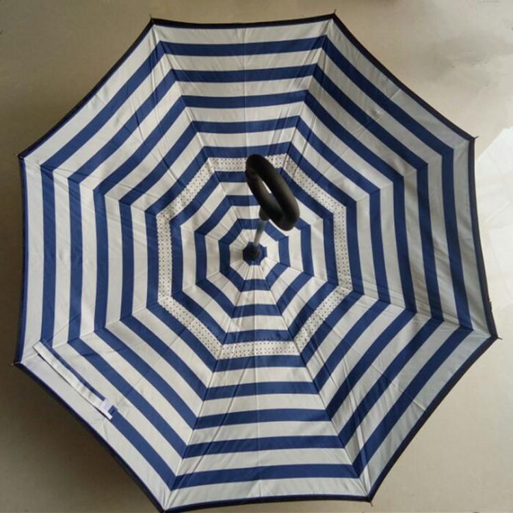 Полосатый зонт CC170012