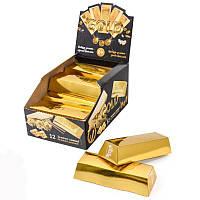 """Креативна творчість для проведення розкопок """"Gold"""" злиток малий (12) (GEX-02-01)"""