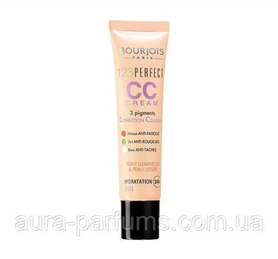 Тональний крем Bourjois 123 Perfect CC Cream SPF15