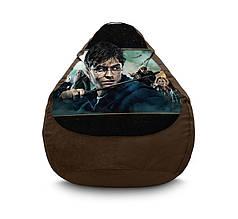 "Кресло мешок ""Harry Potter and friends"" Флок"