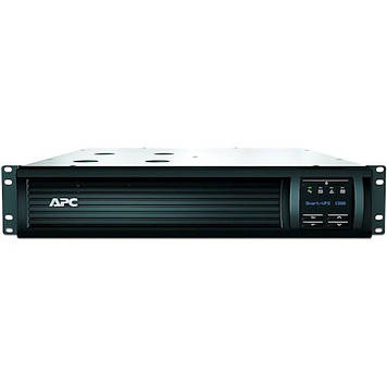 Источник бесперебойного питания APC Smart-UPS 1500VA LCD RM 2U 230V (SMT1500RMI2U)