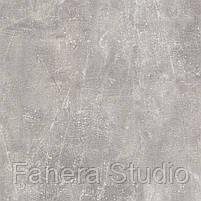 Комод з ящиками і дверцями з ДСП колір бетон-білий, фото 4