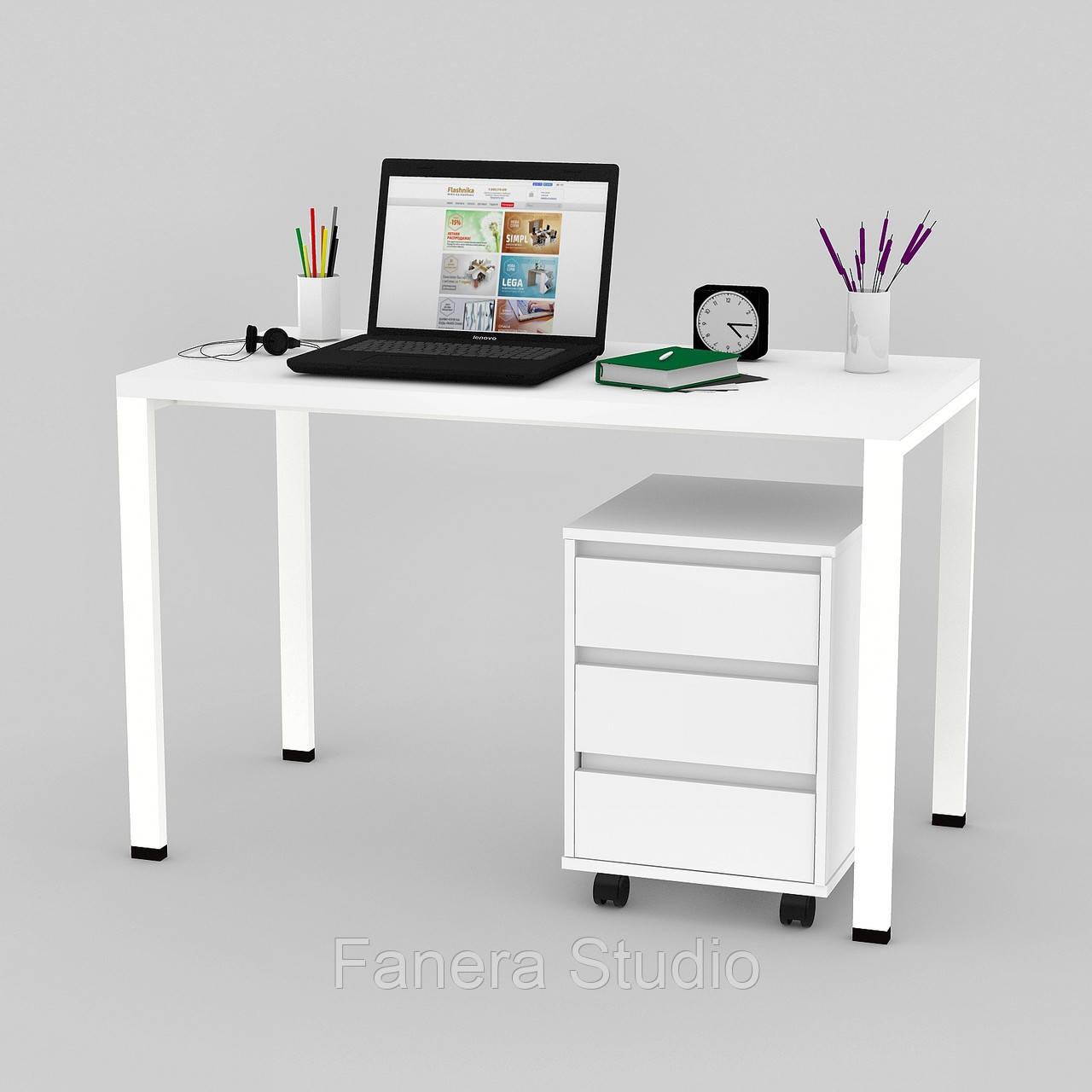 Офісний стіл МП - 32 (1200) + ТЛ-1 (400)