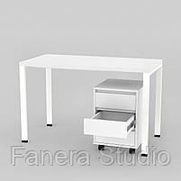 Офісний стіл МП - 32 (1200) + ТЛ-1 (400), фото 2