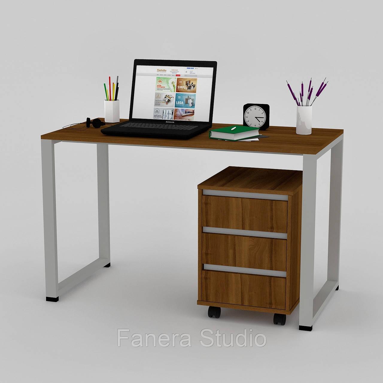 Офісний стіл FLASHNIKA МК - 16 (1200) + ТЛ-1 (400)