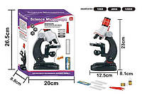 Микроскоп в кор. /48-2/ (2511)