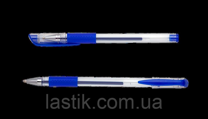 ^$Ручка гелевая FORMULA GRIP JOBMAX 07 мм синие чернила, фото 2