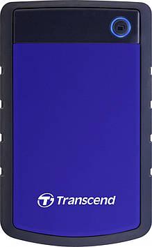 Внешний жесткий диск Transcend StoreJet 25H3P 4TB 5400rpm 8MB TS4TSJ25H3B 2.5 USB 3.1