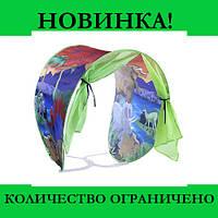 Дитячий намет мрії Dream Tents (Зелена)