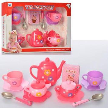 Посуд: чайний сервіз на 2 персони,в кор-ці,33х23,5х6см №HY-689E(48)