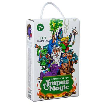 """Гра """"Impus Magic"""" в кор-ці,18,7х12х4,5см №30865 """"Strateg"""""""