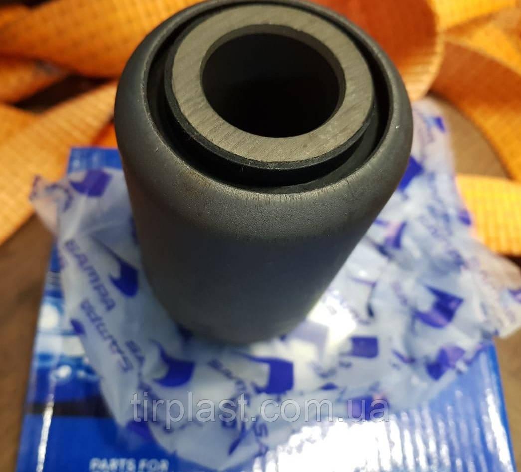 Сайлентблок полурессоры RENAULT Kerax,Magnum,Premium задн. (30x70x104)
