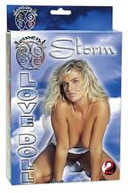 Надувна лялька Сексуальна Storm Love doll