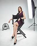 Нарядное платье-пиджак с паетками, фото 4
