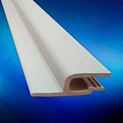 Профиль для натяжных потолков ПВХ от ПРОИЗВОДИТЕЛЯ (от 25 м)