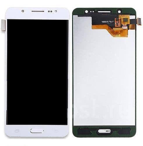 Дисплей для Samsung J510F   J510H Galaxy J5 2016 с сенсорным стеклом (Белый) Сервисный оригинал