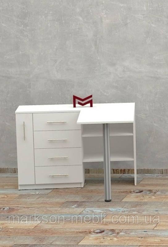 Манікюрний стіл - комод М135, стіл складається