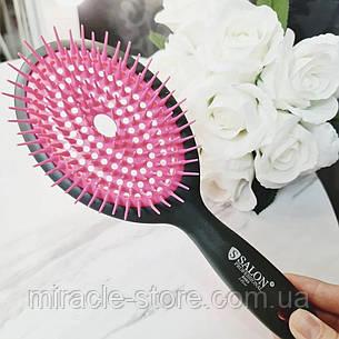 Массажная расческа для волос 8H60 SALON PROFESSIONAL, фото 2