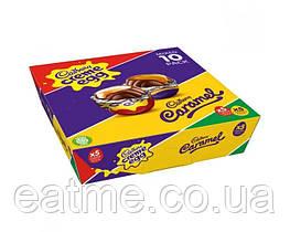 Cadbury creme egg Набор из 10 шоколадных яиц с кремовой и карамельной начинкой 400g