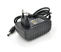 Адаптер питания Yoso 12В 2А 24Вт импульсный блок штекер 5.5/2.5