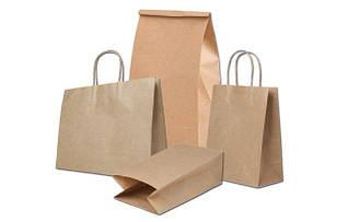 Пакеты бумажные для хот-дога, гамбургера и хлебобулочных изделий