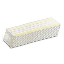 Комплект одноразовых салфеток для пола (15 шт) для пароочистелей SC