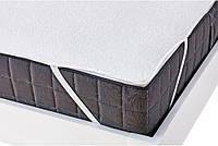 Защиты для матрасов Наматрасник zugo home влагостойкий на резинках 160*200 см белый #S/H