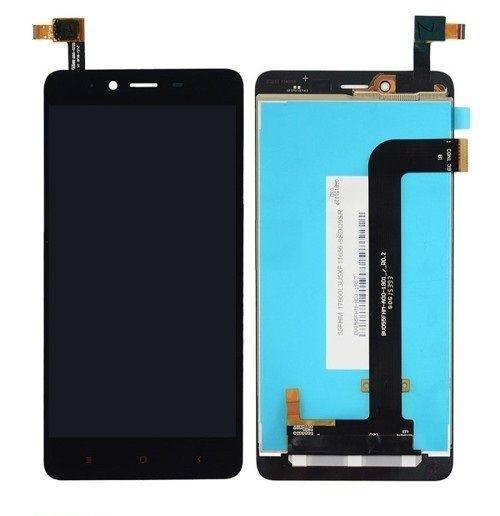 Дисплей для Xiaomi RedMi Note 2 c сенсорным стеклом (Черный) Оригинал Китай