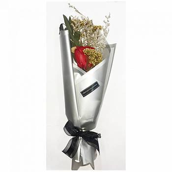 Букет цветов Роза (композиция) 30см Best