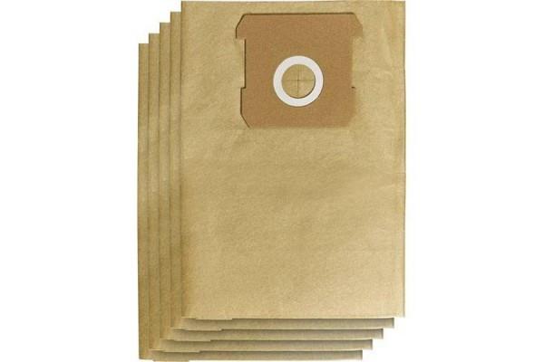 Мішки паперові 10л (5шт) EINHELL