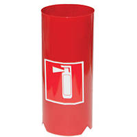 Подставка для огнетушителя (стакан) Ду-125