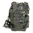 Рюкзак тактичний 40 літрів Assault II Woodland, Max Fuchs 30343T, фото 5