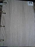 Межкомнатные двери Новый стиль ПВХ Ультра Лилу со стеклом сатин, цвет дуб дымчатый, фото 2