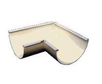 Угол внутренний, наружный 11 Plastmo (белая, коричневая)