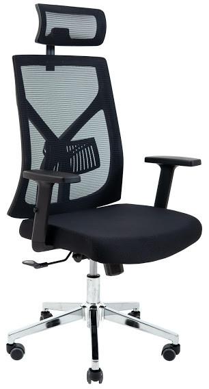 Кресло офисное Электра Electra крестовина Хром ТМ Richman