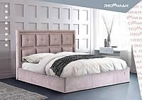 Двуспальная кровать с мягким изголовьем Виндзор ТМ Richman, фото 1
