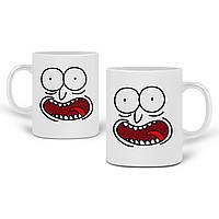 Кружка Рік Санчез Рік і Морті (Rick Sanchez Rick and Morty) 330 мл Чашка Керамічна (20259-2632), фото 1