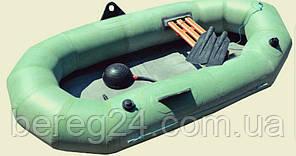 Лодка резиновая 1,5 местная ( лисичанка ) 30 баллон