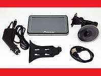 "5"" GPS навігатор Pioneer D511 - 8gb IGO+Navitel+CityGuide"