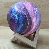 14см Светильник ночник Космос с пультом