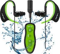 Водонепроникний MP3-плеєр LAVOD LFA-296p для плавання. Плеєр для басейну водонепроникний IPX8.