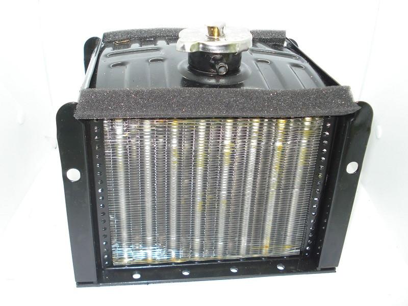 Радіатор алюміній (ZUBR original) - 195N