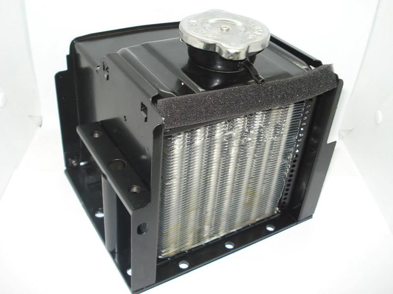 Радиатор алюминий GZ - 195N