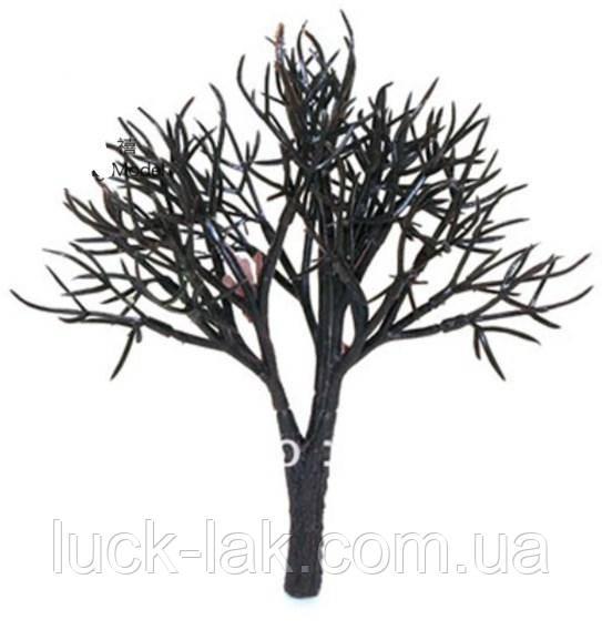 Основа для дерева 10 см, каркас, для диорам, миниатюр, детского творчества