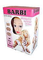 """Кукла BARBI- 3D- Барби - 3Д""""- Надувная полноростовая кукла, с вагинальной и анальной вставкой из киберкожи, фото 1"""